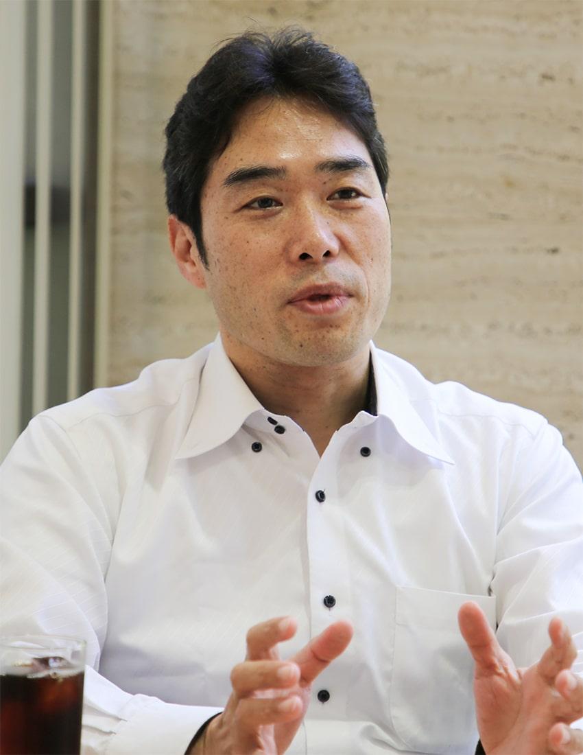鈴与株式会社ロジスティクス事業本部 3PL事業推進室 室長 川島 賢 氏