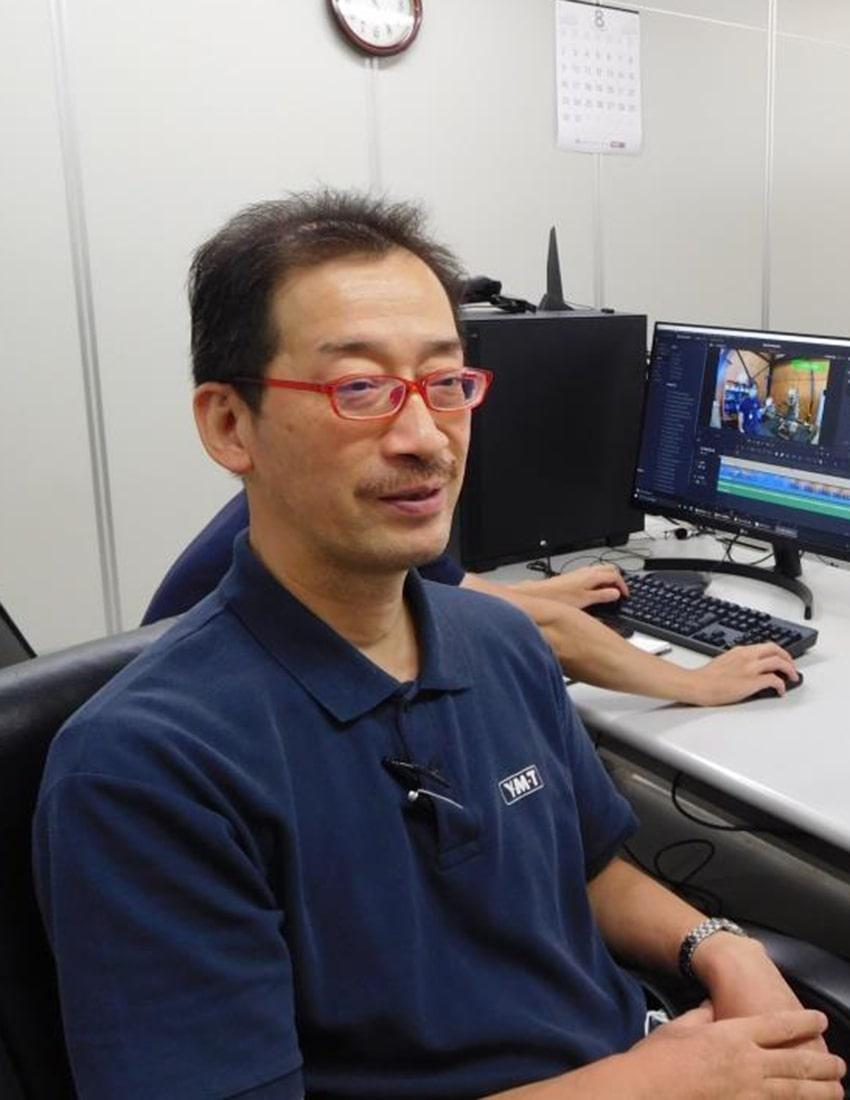 株式会社ヤスヒラ様 営業企画室 取締役室長 中川 量夫氏