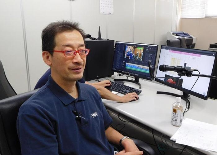 株式会社ヤスヒラ様 営業企画室 取締役室長 中川 量夫氏 sp